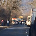 Трима пострадали в катастрофа между Скравена и Новачене