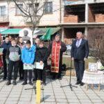 Бюст-паметник на Васил Левски бе открит в село Литаково